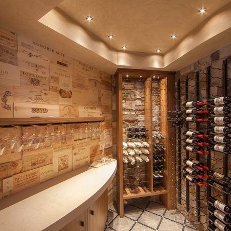 wine-glass-shelf-wine-cellar-rustic-with-ceiling-lights-glass-holder
