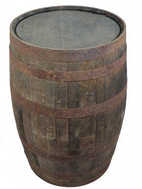 Beczka drewniana po whisky dębowa