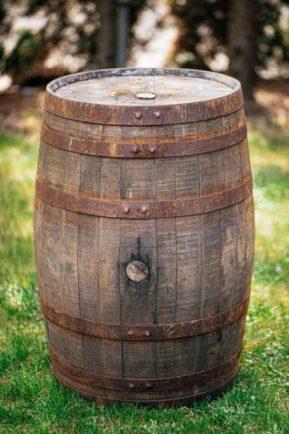 Beczka drewniana po whisky dębowa 200 litrów