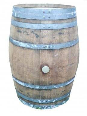 Beczka drewniana po winie dębowa barrique 225 Litrów