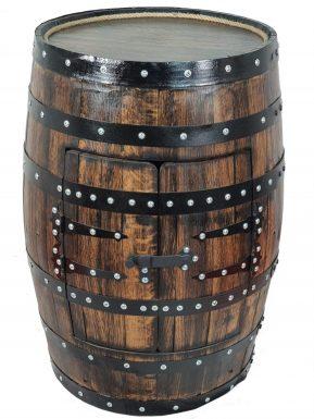 Barek, szafka z dębowej beczki po whisky